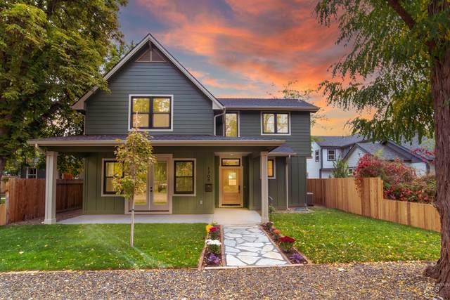 1708 N 27th Street, Boise, ID 83702 (MLS #98798200) :: Idaho Real Estate Advisors