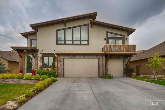 3390 E Parsnip Peak Drive, Boise, ID 83716 (MLS #98801969) :: Jon Gosche Real Estate, LLC