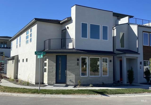 95 S Snead Avenue, Eagle, ID 83616 (MLS #98817809) :: Boise River Realty