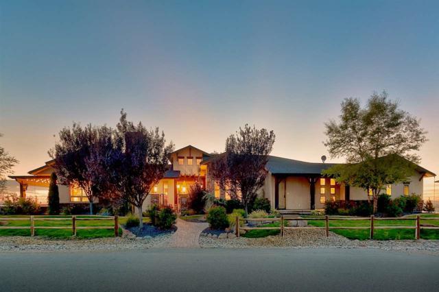 6730 N Conagher Lane, Eagle, ID 83616 (MLS #98706595) :: Jon Gosche Real Estate, LLC