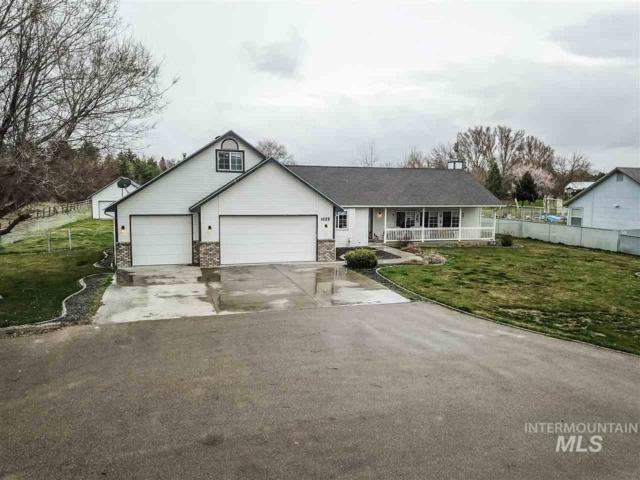 1025 Meadowbrook Ln, Nampa, ID 83686 (MLS #98723788) :: Legacy Real Estate Co.