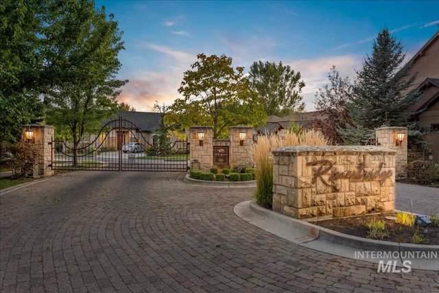 93 W Riverbridge, Eagle, ID 83616 (MLS #98744815) :: Boise River Realty