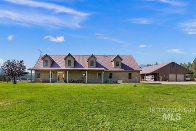 651 Middle Fork Road, Garden Valley, ID 83622 (MLS #98804255) :: New View Team