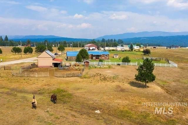23 Goslin Loop, Cascade, ID 83611 (MLS #98813598) :: Idaho Real Estate Advisors