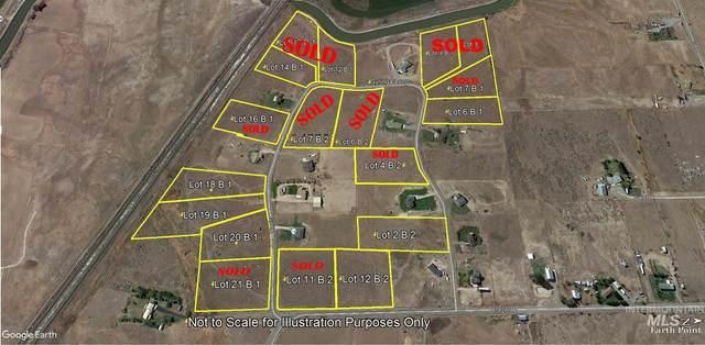 LOT 6 Block 1, Shoshone, ID 83352 (MLS #98662454) :: Build Idaho