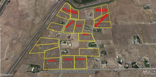 LOT 14 Block 1, Shoshone, ID 83352 (MLS #98662470) :: Juniper Realty Group