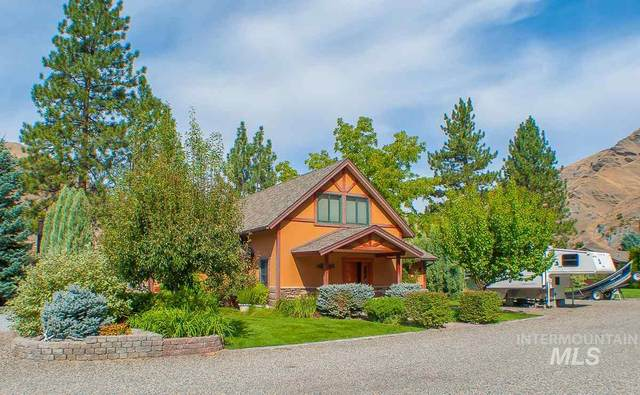 148 River Front Rd., Lucile, ID 83542 (MLS #98750009) :: New View Team