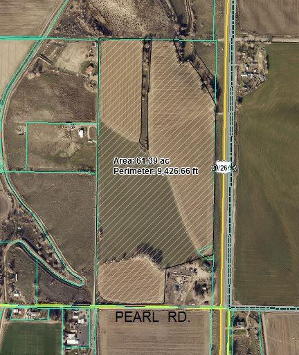 Part of NW Cor Hwy 95 & Pearl Rd, Parma, ID 83660 (MLS #98619889) :: Zuber Group
