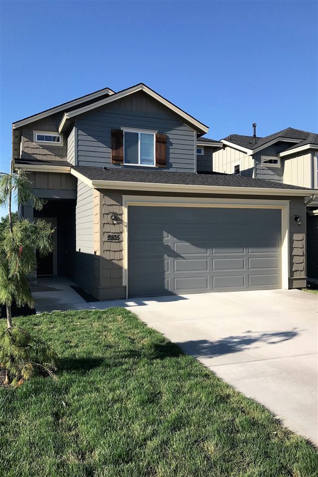 9152 W Tillamook Drive, Boise, ID 83709 (MLS #98665487) :: Jon Gosche Real Estate, LLC