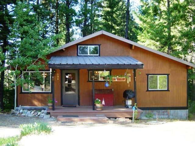 504 West Mountain Road, Cascade, ID 83611 (MLS #98666039) :: Boise River Realty