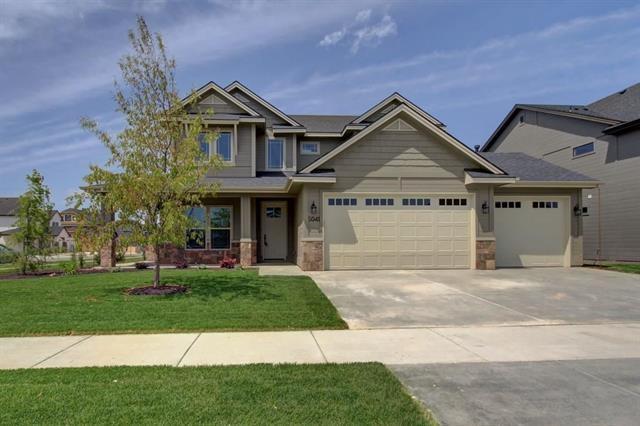 3803 W Vanderbilt Dr., Meridian, ID 83646 (MLS #98667343) :: The Broker Ben Group at Realty Idaho