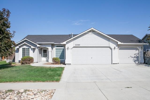 3150 S Clearwater Ave, Nampa, ID 83686 (MLS #98667579) :: Juniper Realty Group