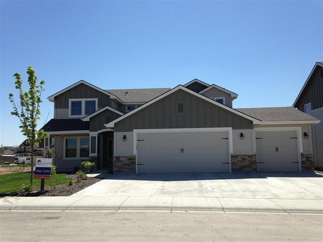 10434 Ryan Peak Drive, Nampa, ID 83687 (MLS #98667786) :: The Broker Ben Group at Realty Idaho