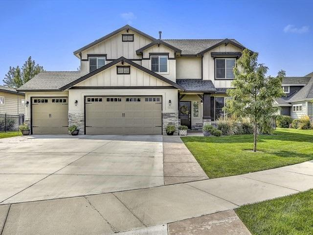 5015 W Eagle Landing Court, Eagle, ID 83616 (MLS #98671074) :: Synergy Real Estate Services at Idaho Real Estate Associates