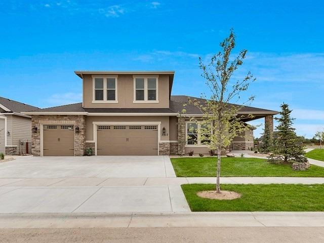 3517 W Wind St., Eagle, ID 83616 (MLS #98671078) :: Jon Gosche Real Estate, LLC