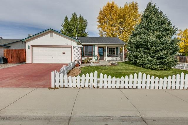 1536 W Wheat Street, Kuna, ID 83634 (MLS #98673451) :: The Broker Ben Group at Realty Idaho