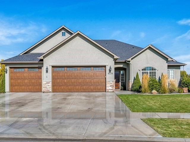 4578 W Montage Drive, Eagle, ID 83616 (MLS #98674107) :: Juniper Realty Group