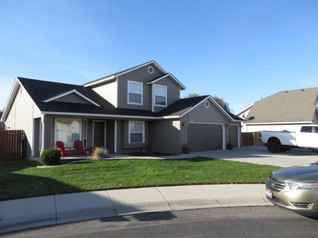 733 E New Rockrose Ct, Kuna, ID 83634 (MLS #98674281) :: Boise River Realty