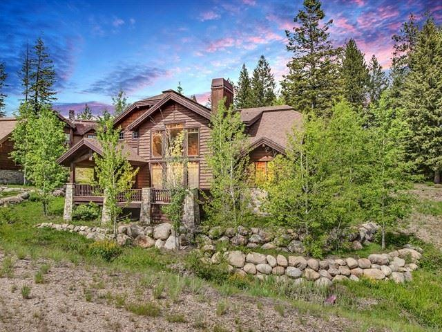 144 Whitewater Drive, Donnelly, ID 83615 (MLS #98677415) :: Zuber Group