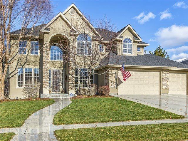 3187 S Millspur Way, Boise, ID 83716 (MLS #98677468) :: We Love Boise Real Estate