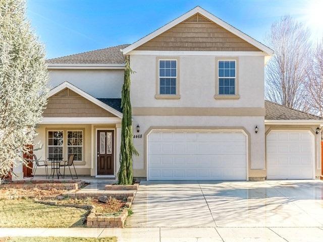 4468 N Tempest Way, Meridian, ID 83646 (MLS #98677555) :: Jon Gosche Real Estate, LLC