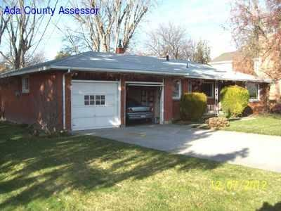 2513 N Curtis, Boise, ID 83706 (MLS #98677795) :: Jon Gosche Real Estate, LLC