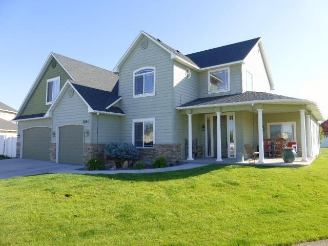 3040 S Thomas Mill Place, Nampa, ID 83686 (MLS #98678080) :: Front Porch Properties