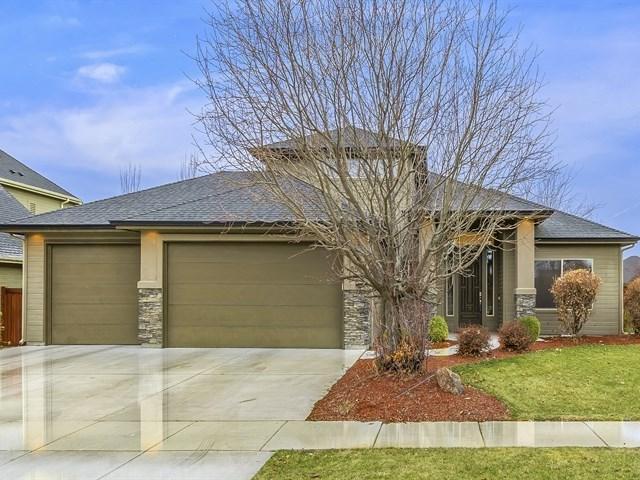 5543 N Senita Hills Ave., Meridian, ID 83646 (MLS #98678189) :: Broker Ben & Co.