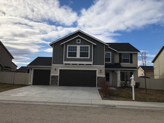 2067 N Van Dyke, Kuna, ID 83634 (MLS #98682900) :: Build Idaho