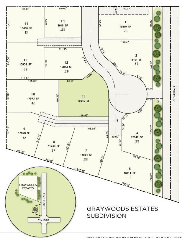 TBD Simsbury Pl., Boise, ID 83709 (MLS #98683359) :: Jon Gosche Real Estate, LLC