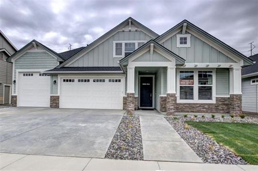 3805 W Renhold, Meridian, ID 83646 (MLS #98685237) :: Boise River Realty