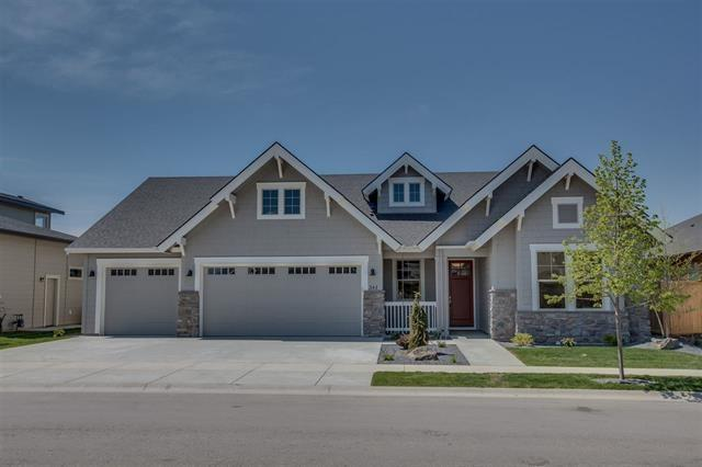 4685 S Spotted Horse Ave, Boise, ID 83716 (MLS #98685541) :: JP Realty Group at Keller Williams Realty Boise