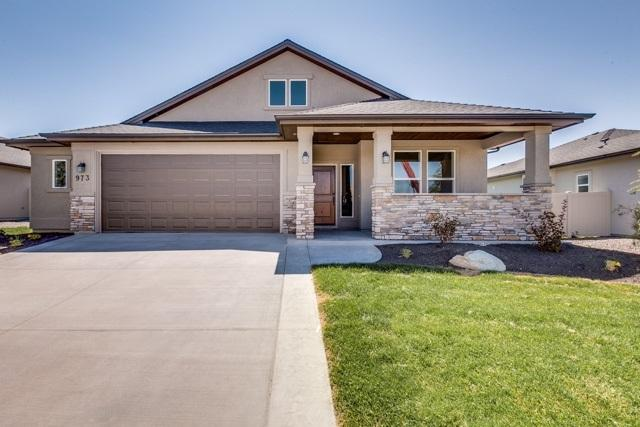 3054 NW 13th St, Meridian, ID 83646 (MLS #98685636) :: Broker Ben & Co.