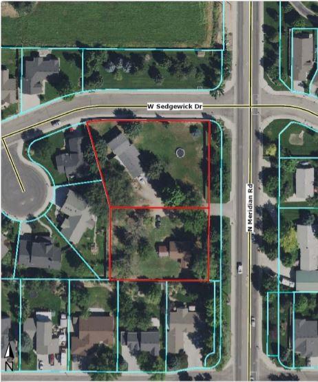 2825/2835 N Meridian Rd, Meridian, ID 83646 (MLS #98685740) :: Team One Group Real Estate