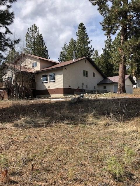 245 Cabarton Road, Cascade, ID 83611 (MLS #98688355) :: Boise River Realty