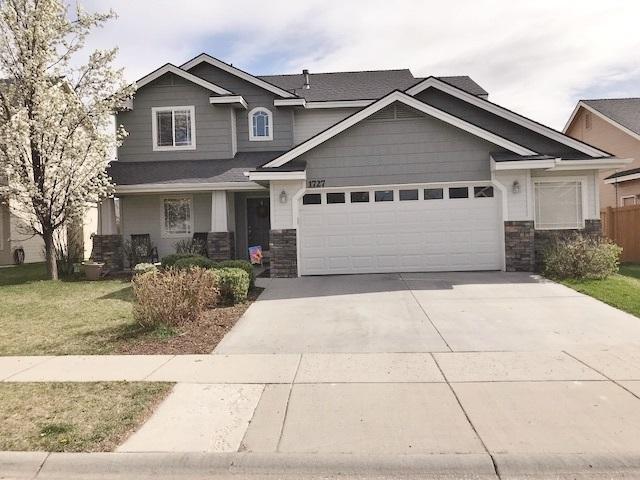 1727 W Ham Rapids St., Meridian, ID 83646 (MLS #98688701) :: Jon Gosche Real Estate, LLC