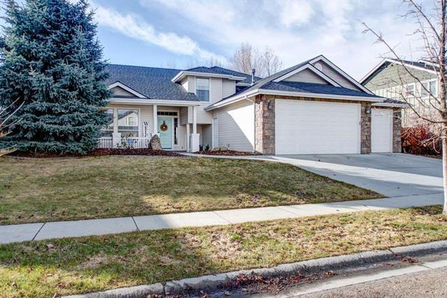 2197 W Glade Creek, Meridian, ID 83646 (MLS #98688738) :: Jon Gosche Real Estate, LLC