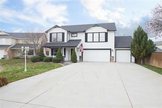 3341 N Tweedbrook Pl, Boise, ID 83713 (MLS #98689579) :: Epic Realty