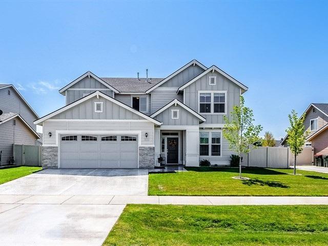 1105 W Woodbury Dr., Meridian, ID 83646 (MLS #98691261) :: Full Sail Real Estate