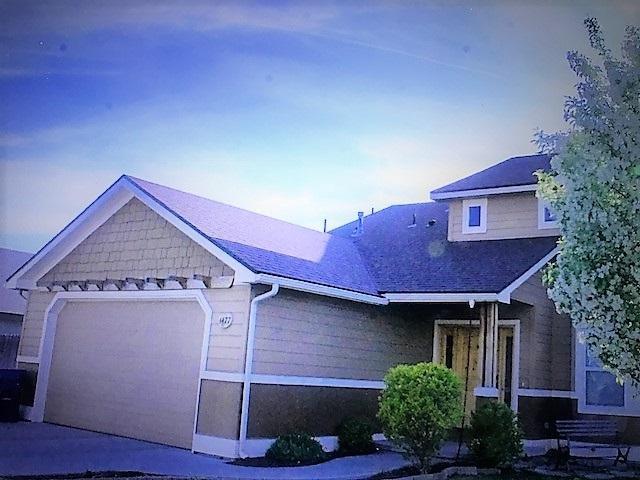 1477 NE Cinder Loop, Mountain Home, ID 83647 (MLS #98692130) :: Juniper Realty Group