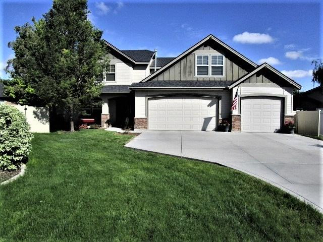 2312 W Teton Place, Nampa, ID 83686 (MLS #98694095) :: Boise River Realty
