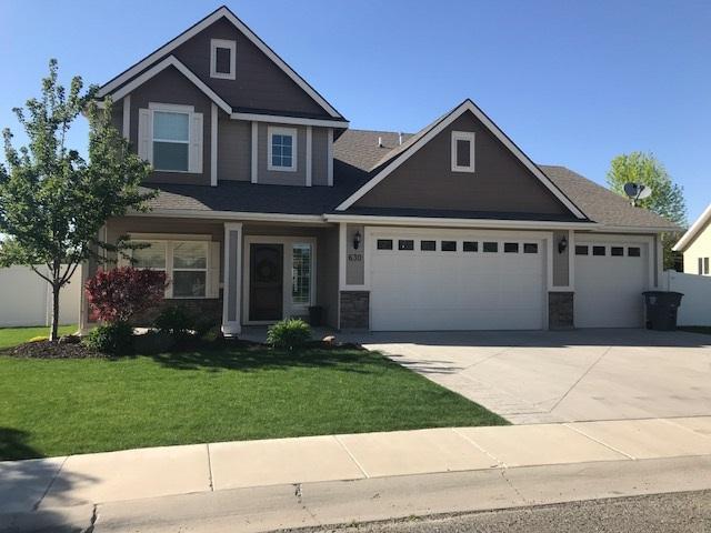 630 Garnet Dr, Kimberly, ID 83341 (MLS #98695643) :: Jon Gosche Real Estate, LLC