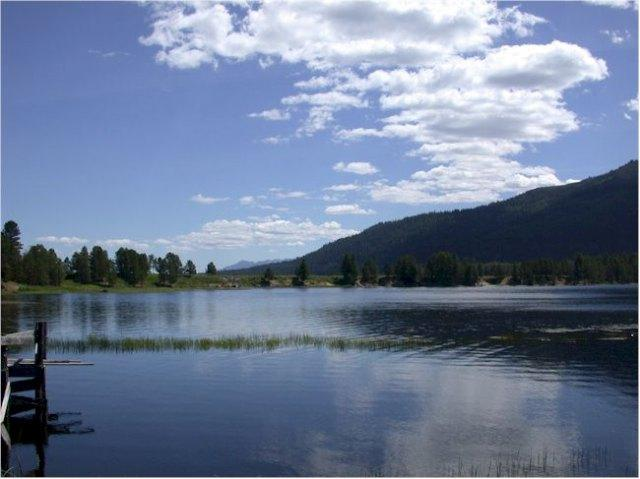 13101 Hawks Bay Road, Donnelly, ID 83615 (MLS #98695783) :: Juniper Realty Group