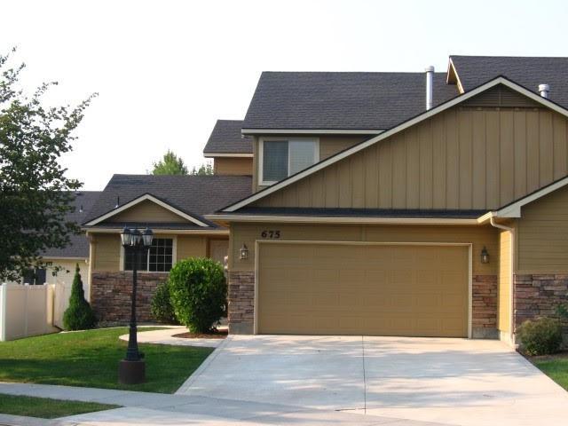 675 N Shadowfox Pl., Eagle, ID 83616 (MLS #98697093) :: Full Sail Real Estate