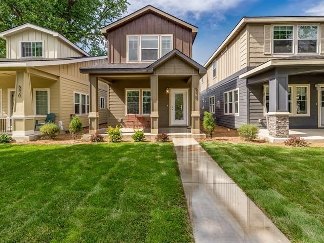 6418 W Russett St., Boise, ID 83704 (MLS #98697123) :: Zuber Group