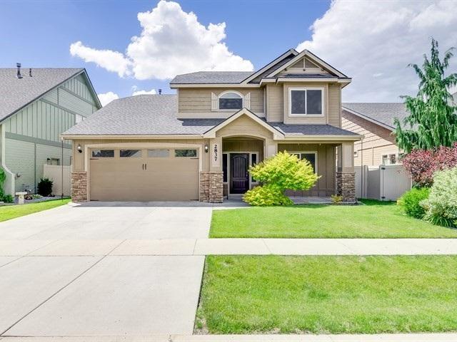 2837 N Ridgebury Avenue, Meridian, ID 83646 (MLS #98697400) :: Michael Ryan Real Estate