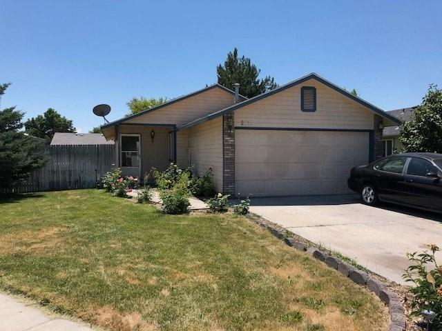2715 Tanglewood Pl, Nampa, ID 83687 (MLS #98697439) :: Michael Ryan Real Estate