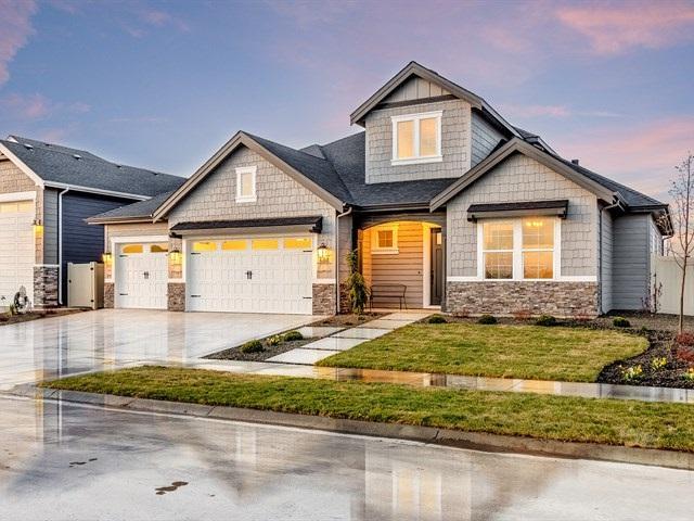 6922 N Agrarian Ave, Meridian, ID 83646 (MLS #98698799) :: Juniper Realty Group