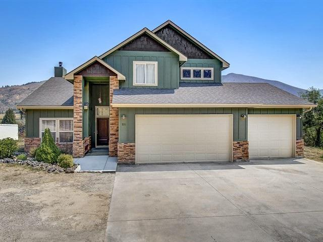 21 Mores Creek Circle, Boise, ID 83716 (MLS #98701900) :: Jon Gosche Real Estate, LLC