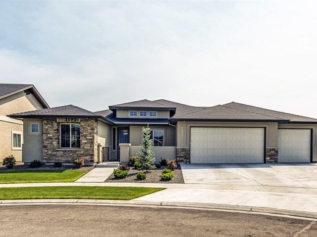 3406 S Fox Leash Pl, Eagle, ID 83616 (MLS #98703605) :: Givens Group Real Estate